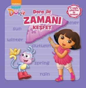 Dora İle Zamanı Keşfet-Kolektif