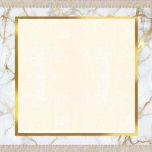Meg Cloud Mermer Desenli Gold Dijital Baskı Halı MEG220