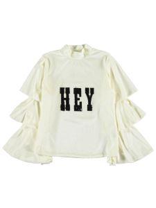 Civil Girls Kız Çocuk Sweatshirt 10-13 Yaş Ekru