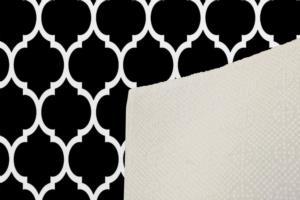 Homefesto Dekoratif Dijital Baskılı Yıkanabilir Kaydırmaz Halı EEXFAB761