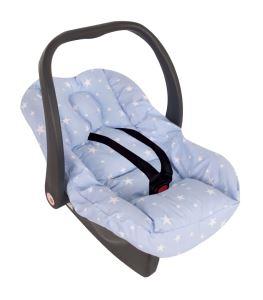 Sevi Bebe Bel Destekli Anakucağı Örtüsü - Mavi Yıldız