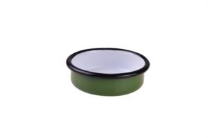 Bambum Esco 10 cm Sığ Sufle Kabı T1287