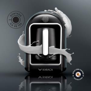 Karaca Hatır Türk Kahve Makinesi Gümüş