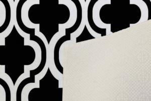 Homefesto Dekoratif Dijital Baskılı Yıkanabilir Kaydırmaz Halı EEXFAB486