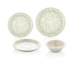 Özlife Mercan 24 Parça Porselen Yemek Takımı