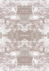 Hitit Halı Lidya Lüx Serisi Kaymaz Taban Dekoratif Halı 4360 Vizon