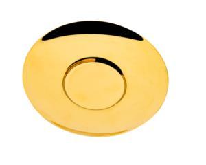 Özlife Ela 6 Parça Gold Çay Tabağı- 866