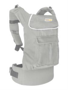 İlkay Baby Solo Model İlkayBaby Ergonomik Kanguru Gri 3 Ay-4 Yaş