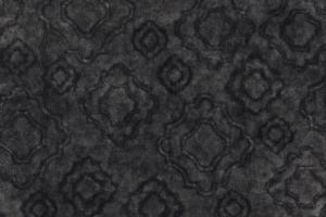 Alanur Aspendos Eskitme Antrasit Cotton Halı