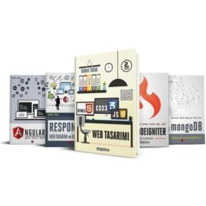Web Programlama Eğitim Seti 1 (5 Kitap Takım)-Burak Tokak, Gökhan Kandemir, Barış Dedebek, Ayhan Barış