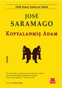 Kopyalanmış Adam-Jose Saramago