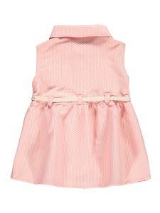 Civil Baby Kız Bebek Elbise 6-18 Ay Pudra Pembe