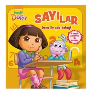 Sayılar Dora İle Çok Kolay-Kolektif