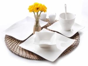 Sevenly 32 Parça Blanco New Bone Kahvaltı Takımı