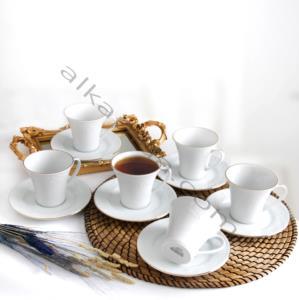 Güral Porselen 12 Parça Porselen Çay Takımı