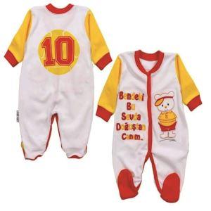 GS Bendeki Bu Sevda Doğuştan Canım Ayaklı Bebek Tulum