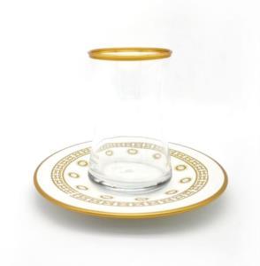 Özcam Kristal 12 Parça 6 Kişilik Çay Takımı D-1741