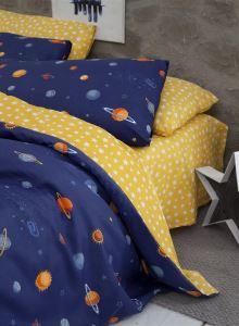 The Fabric Space Comfort Tek Kişilik Nevresim Seti