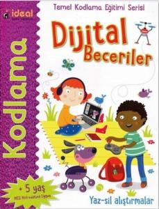 Dijital Beceriler - Temel Kodlama Eğitimi Serisi-Elbrie De Rock