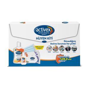 Activex Hijyen Kiti Maske Hediyeli