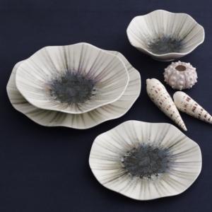 Güral Porselen 24 Parça Nesrin Bone Yemek Seti Reaktif DG 986