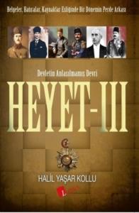 Heyet 3 - Devletin Anlaşılmamış Devri- 2-Halil Yaşar Kollu
