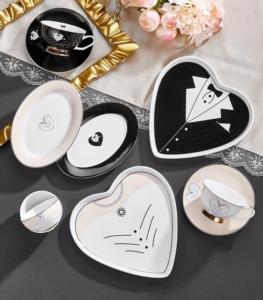 Neva Aşk-ı Neva Porselen Kahvaltı Takımı N2503