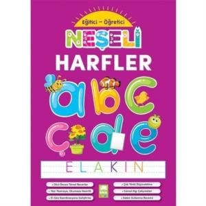 Neşeli Harfler - Eğitici Öğretici-Kollektif