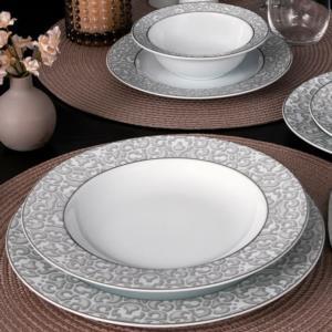 Güral Porselen 53 Parça Tolstoy Porselen Yemek Takımı 9305725