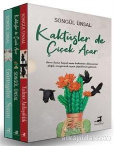 Songül Ünsal Seti (3 Kitap Takım) Songül Ünsal