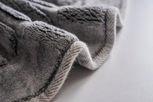 Alanur Mikonos Eskitme Antrasit Cotton Halı