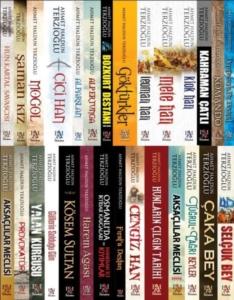 Ahmet Haldun Terzioğlu Seti (30 Kitap Takım)-Ahmet Haldun Terzioğlu
