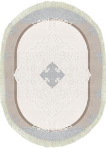 Hitit Halı Lidya Lüx Serisi 4493 Oval