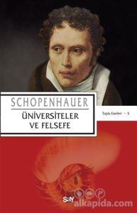 Üniversiteler ve Felsefe Arthur Schopenhauer