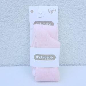 Pembe Bebek Külotlu Çorap