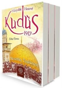Kudüs (3 Kitap Takım)-Nurettin Taşkesen