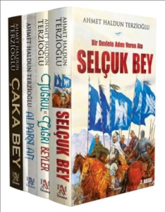 Selçuklu Seti (4 Kitap Takım)-Ahmet Haldun Terzioğlu