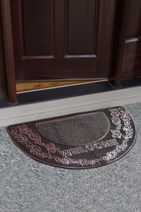 Chilai Mezzo Vizon 45X70 Cm Kapı Önü Paspası Kauçuk Paspas