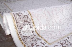 Dinarsu Halı Rüya Serisi 1961-665 Cream-Beige