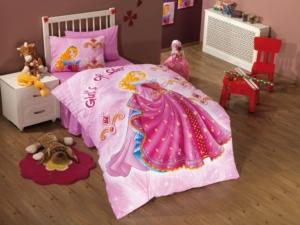 Belenay Tek Kişilik Uyku Seti-Prenses