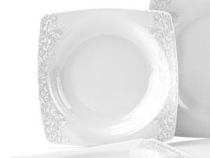 Taç Elizya 60 Parça Porselen Yemek Takımı 2230