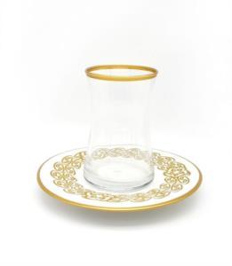 Özcam Kristal 12 Parça 6 Kişilik Çay Takımı D-1745