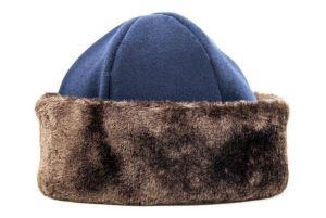 Ertuğrul Börk Şapka - Börk Beresi - Kaşe - Lacivert