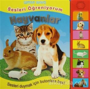 Mutlu Bebek - Sesleri Öğreniyorum - Hayvanlar