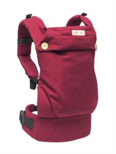 İlkay Baby Ergonomik Kanguru Handy- Bordo 3 Ay-4 Yaş