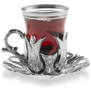 Sena Hanedan 6'lı Çay Seti (Tepsisiz) 102-K 11