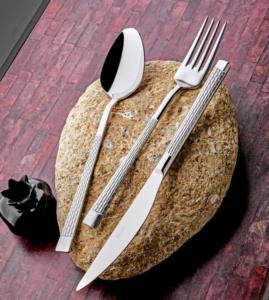 Özlife Linda Sade 72 Parça Çatal Kaşık Bıçak Takımı - 812
