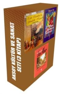 Aksoy Kültür ve Sanat Seti (3 Kitap Takım)-Kolektif