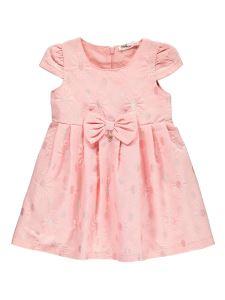 Civil Girls Kız Çocuk Elbise 2-5 Yaş Pudra Pembe