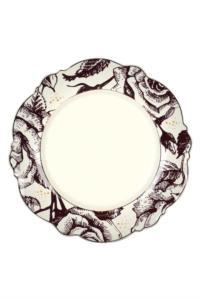 Acar 24 Parça Bloom Sahra Porselen Yemek Takımı